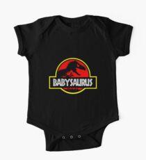 Babysaurus Rex - Funny One Piece - Short Sleeve