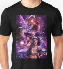 battlestar space Unisex T-Shirt