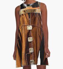 cylon A-Line Dress