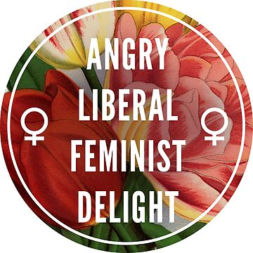 Angry Liberal Feminist Delight by KcShoemake