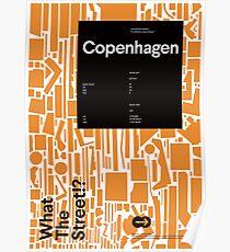 What the Street!? Copenhagen! Poster