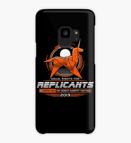 Equal Rights for Replicants Case/Skin for Samsung Galaxy