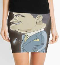 Bob Hope Mini Skirt