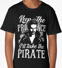 A Pirate For Me! Long T-Shirt