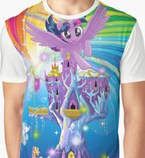 my little pony twilight n friends Graphic T-Shirt