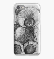 Teddy Bear Love iPhone Case/Skin