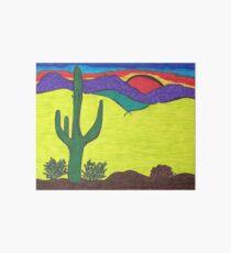 Arizona Sky Art Board