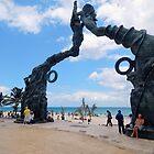 Playa Del Carmen-Portal Maya (Mayan Gateway) by ctheworld