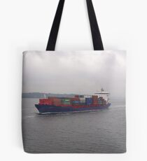Containerschiff Pollux Tasche