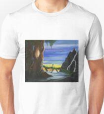 The Flute Player Unisex T-Shirt