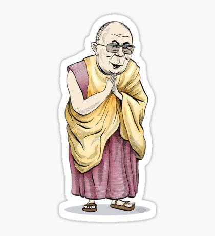 Dalai-Lama Sticker