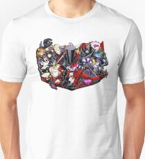 Persona 5 Me and My Arcana Unisex T-Shirt