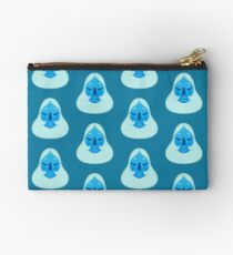 BLUE DIAMOND Solo Headshot Ver. 2 Studio Pouch