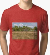 Wetlands Tri-blend T-Shirt