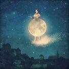 Moonwalk by Paula Belle Flores
