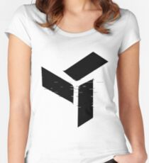 MCMXCV T SHIRT  Women's Fitted Scoop T-Shirt