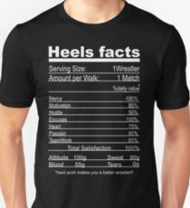 Heel Facts Unisex T-Shirt