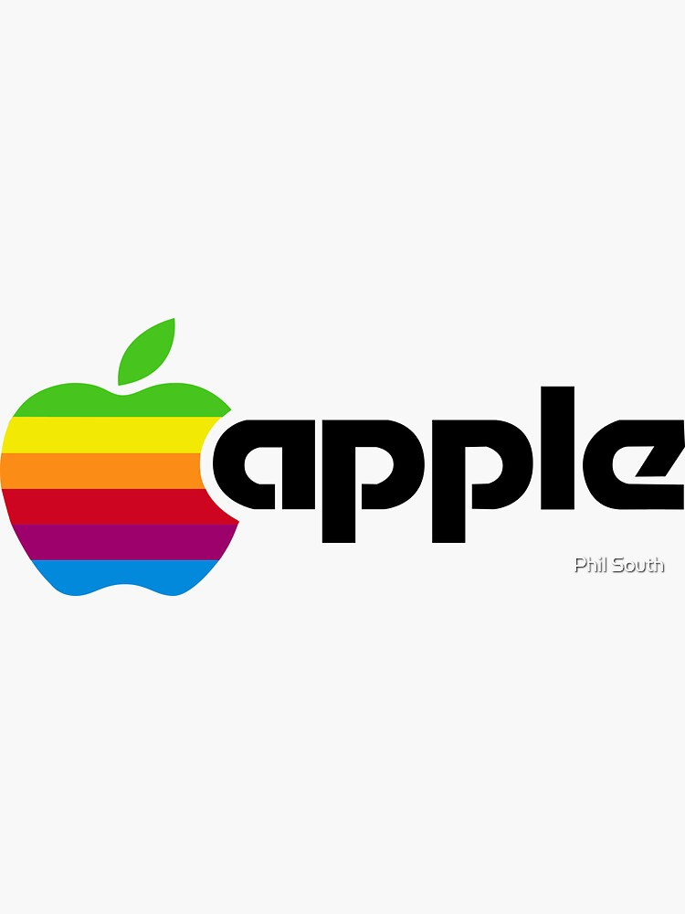 Apple RETRO by philsouth