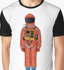 Dave the astronaut full suit from 2001: A Space Odyssey Graphic T-Shirt
