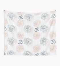 Soothing Om Wall Tapestry