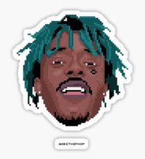 8 BIT HIP HOP Sticker