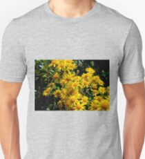 yellow flowers T-Shirt