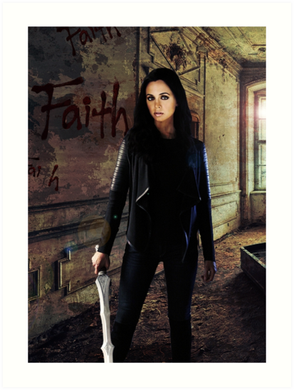 Faith Lehane by Bulotin