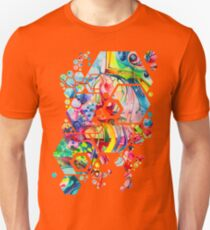 Nice Clowns You Got There - Watercolor T-Shirt