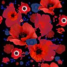 The Poppies by theminx1