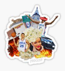 Process Culture Sticker