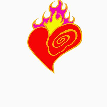 Hearts Afire,  Large Image by jboyd