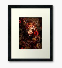 Dark Dawn Framed Print