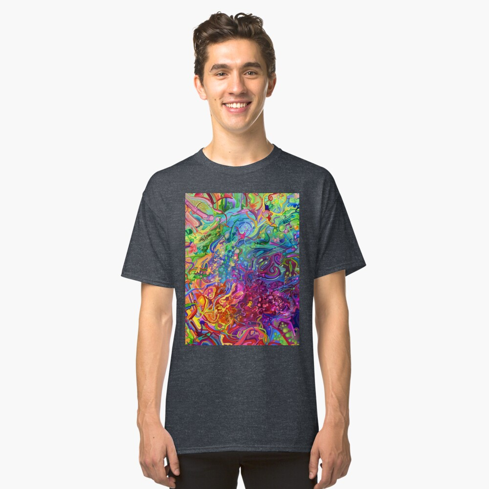 This Page Intentionally Left Blank - Digital Art & Painting Classic T-Shirt