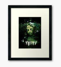 Spirit fantasy Framed Print