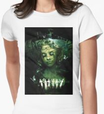Spirit fantasy Womens Fitted T-Shirt