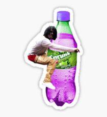 chief keef dirty sprunk Sticker