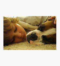 Sleepers Photographic Print