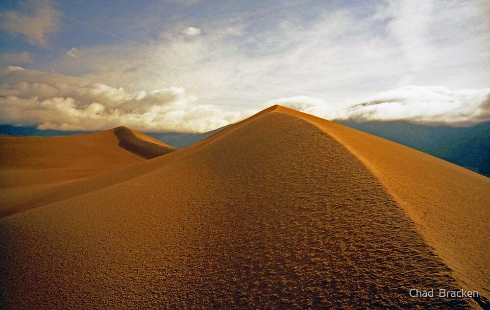 Sand like time... by Chad  Bracken