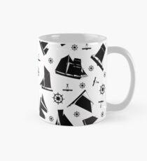 nautical scatter 4 by tony fernandes Mug