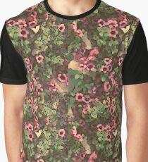 Flower Trickery Graphic T-Shirt
