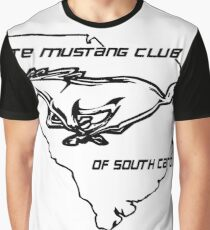 Upstate Mustang Club Graphic T-Shirt