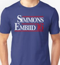 Simmons Embiid '16 Unisex T-Shirt