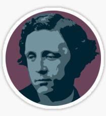 Lewis Carroll Sticker