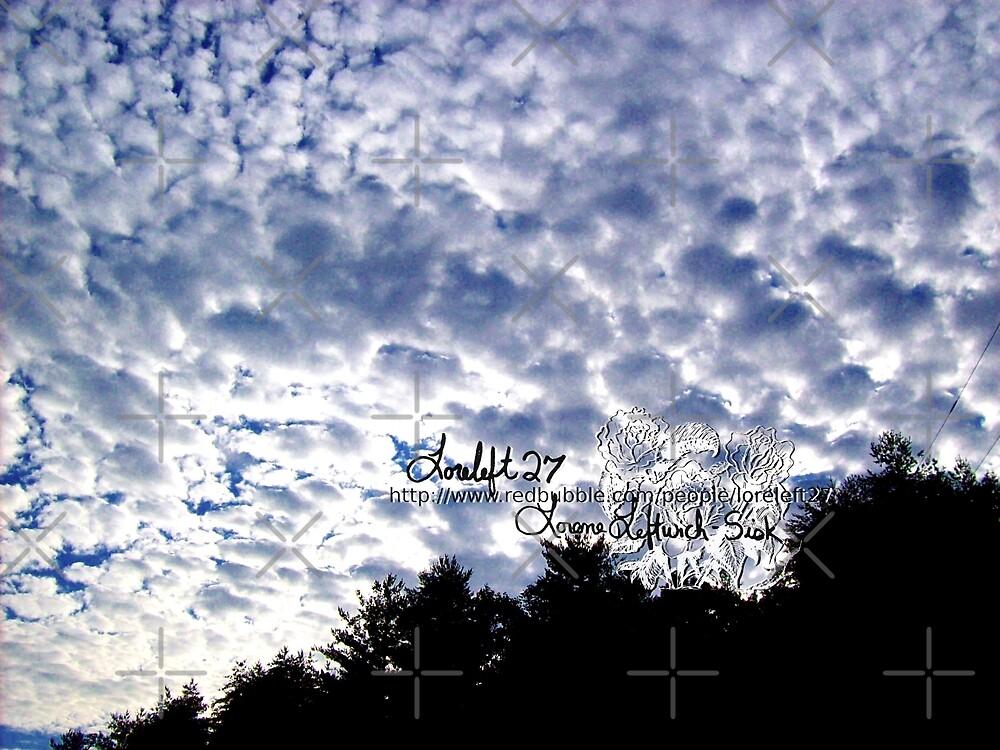 diamonds in the sky by LoreLeft27