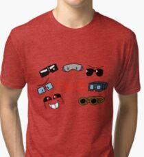 Teen Boy Villain Squad Tri-blend T-Shirt