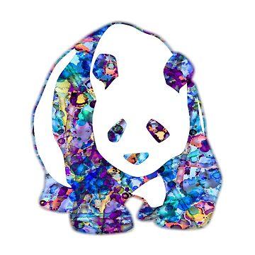 Playful Panda by mrthink