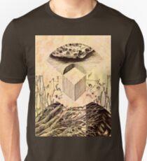 Antique nature knowledgement  Unisex T-Shirt