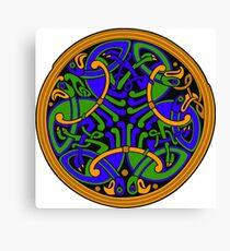 Celtic Knotwork Canvas Print