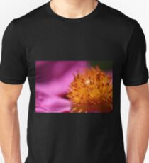 Pink Rockrose Unisex T-Shirt
