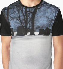 Ghost Woods Graphic T-Shirt